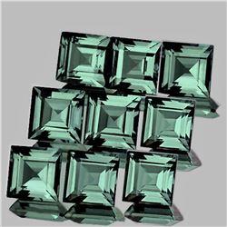 Natural Unheated Blue Green Sapphire {Flawless-VVS]