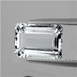 NATURAL DIAMOND WHITE AQUAMARINE [FLAWLESS-VVS]