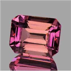 Natural Sweet Pink Tourmaline {Flawless-VVS1}