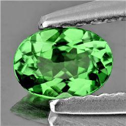 Natural Top Green Tsavorite Garnet {Flawless-VVS1}