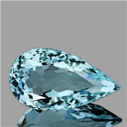 Natural AAA Santa Maria Blue Aquamarine {Flawless}