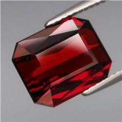 Natural Red Spessartite Garnet 6.50 Ct - Untreated