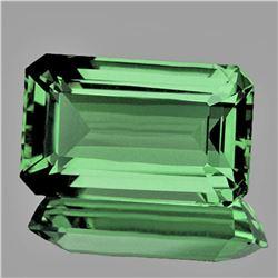 Natural Paraiba Green Fluorite 60.28 Cts{Flawless-VVS1}
