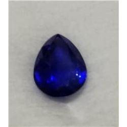 Natural Cornflower Blue Untreated Ceylon Sapphire