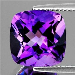 Natural Brazil Amethyst [Flawless-VVS]