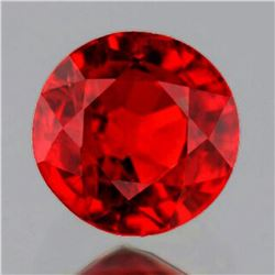 Natural Red Ruby 4.63 MM {VVS}