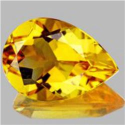 Natural Golden Yellow Beryl 'Heliodor' {Flawless-VVS1
