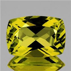 Natural Intense AAA Yellow Beryl 'Heliodor' Flawless