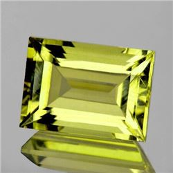 Natural AAA Yellow Beryl 'Heliodor' {Flawless-VVS1}