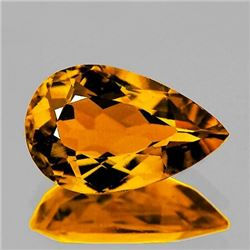 Natural AAA Golden Yellow Beryl 'Heliodor' 9 x 6 MM