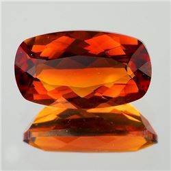 Natural Rare Madeira Top Orange Citrine [Flawless-VVS]