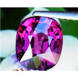 Natural PINK PURPLE RHODOLITE GARNET 2.48 Ct