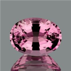 Natural Pink Tourmaline {Flawless-VVS}