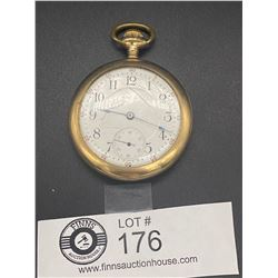 Antique Waltham Pocket Watch. Needs Servicing. Not Running