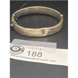 Birks Sterling English Hallmarks Early 1900's Bracelet ( As Is)