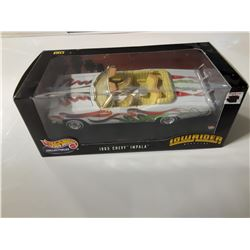 Hot Wheels Lowrider 1:18 scale in box