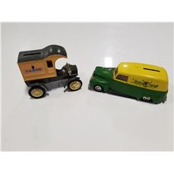 Used ERTL Coin Banks