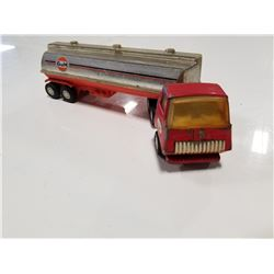 Tonka Gulf Oil Tanker Truck Toy