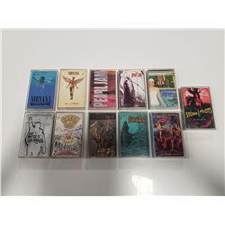 Bulk Lot of Original 90's Alternative/Rock Cassette Tapes