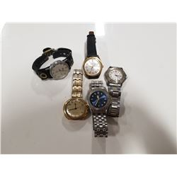 Vintage Watches Lot