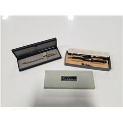 Vintage Va Laire Pen Set & Mechanical Pencil