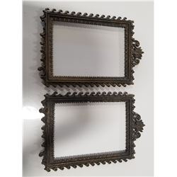Pair of Matching Ornate Picture Frames