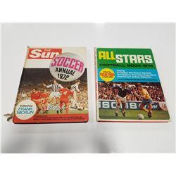 Vintage Soccer Books