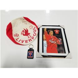 Liverpool F.C. Collectibles Lot