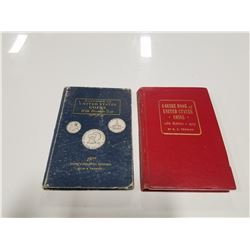 Lot of 2 Vintage Coin Books by R.S Yeoman