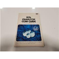 1974 J.E. Charlton Coin Guide Canada, U.S. & Great Britain