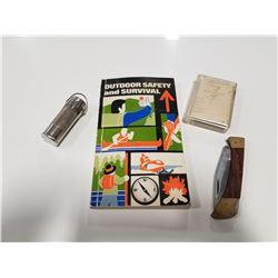 Survival Kit Lot
