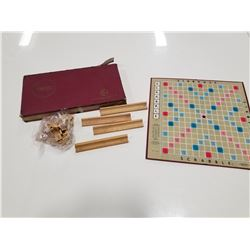 1953 Scrabble Game (Complete)