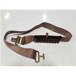 Vintage Cartridge Belt