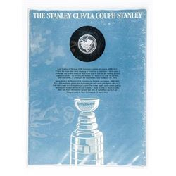 1972-1997 Hockey Dollar 925 Silver on Display Card