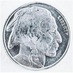 .999 Fine Silver Round USA Indian Head/Buffalo