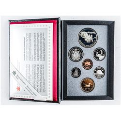 RCM 1992 Proof Mint Set Silver