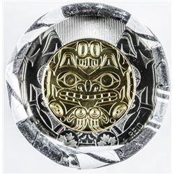Bill Reid - 100 Years 2020 Special Wrap Roll  25 x 2.00 LE 1500 Worldwide