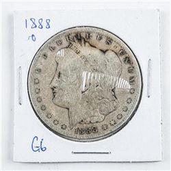 1880(O) USA Silver Morgan Dollar