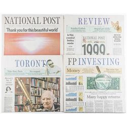 National Post Millennium Collection in Folio