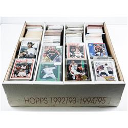 Box Lot Approx 3000 Sports Cards