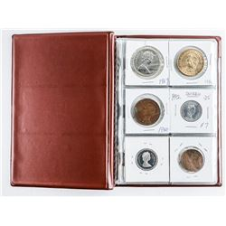 Starter Coin Collection Random Pick (18)  Coins with Silver