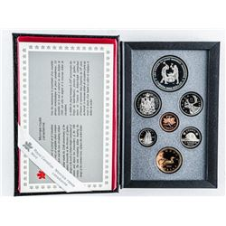 RCM 1988 Proof Coin Set