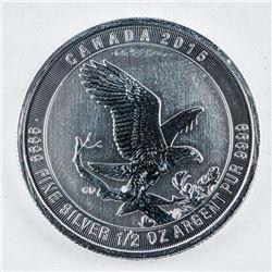 .9999 Fine Silver $2.00 Eagle Coins