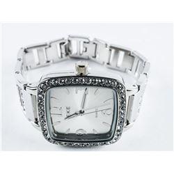Unisex Quartz Watch (ST) with Swarovski  Element