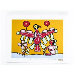 """Christian Morrisseau (1969-) All of The  Colours Collection Serigraphic - LE/60 Hand  Signed 11x14"""""""