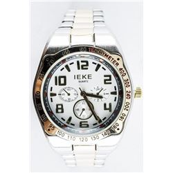 Unisex - Quartz Watch Two Tone