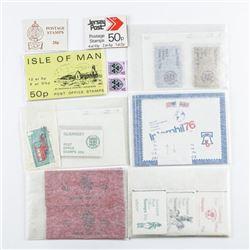 Estate Retail Booklets - Isle of Man, Jersey  etc
