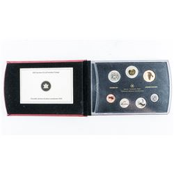 RCM 2014 Specimen Coin Set