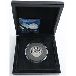 Bradford Exchange Queen Elizabeth II 90th  Birthday Piedfort Silver Proof Coin 2016 -  925/Silver wi
