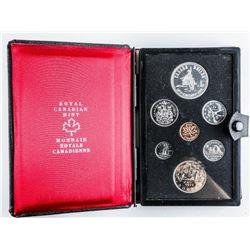 RCM 1975 Prestige Specimen Coin Set